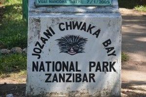 parco naturale jozani forest