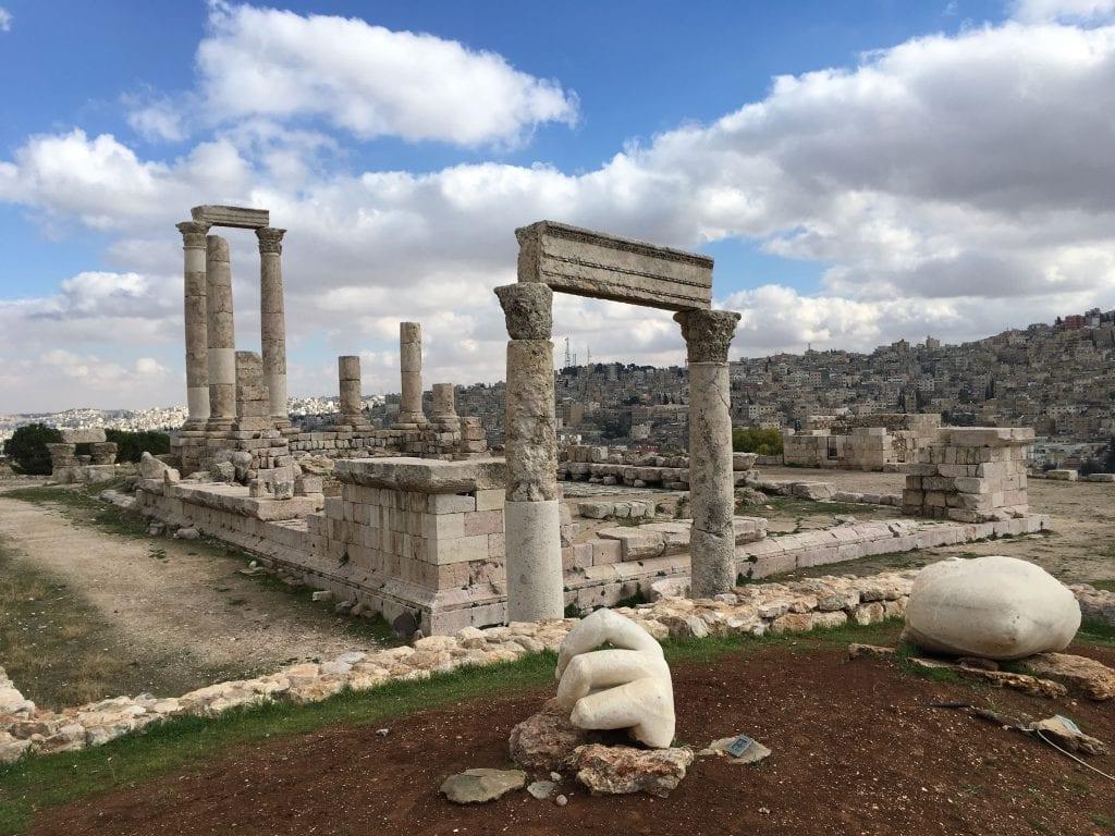 viaggiare in giordania