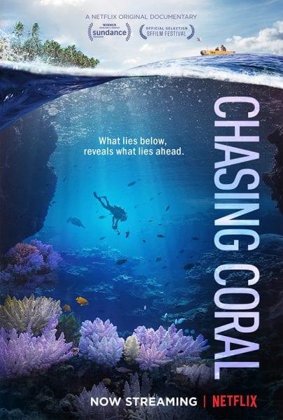 chasing coral documentari barriera corallina