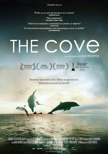 the cove documentario delfini