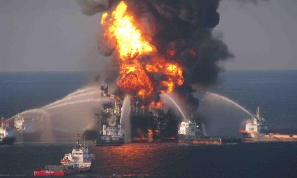 disastro petrolifero