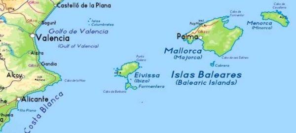 barca a vela- isole-baleari