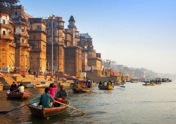 Volontariato ambientale in India