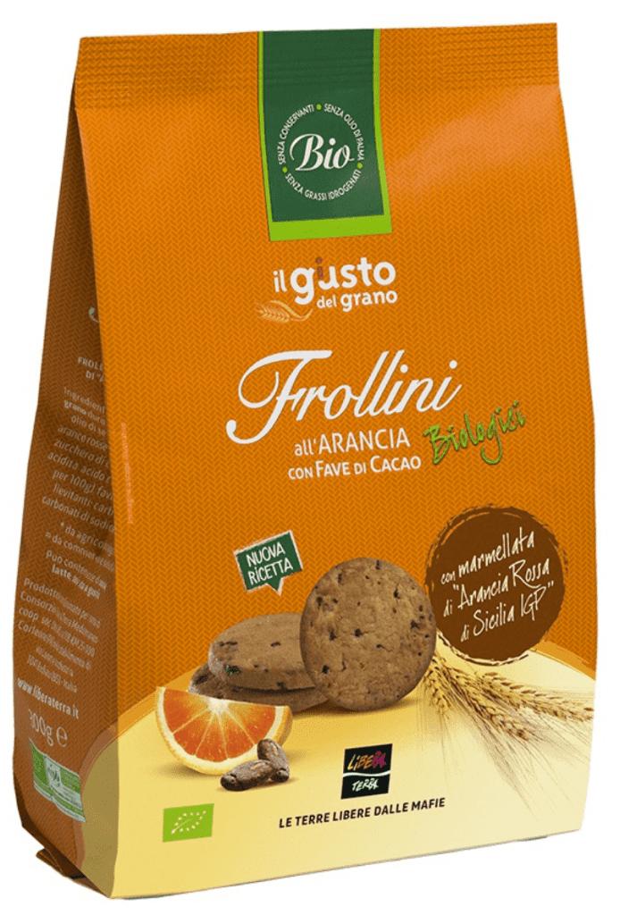 biscotti senza olio di palma libera terra