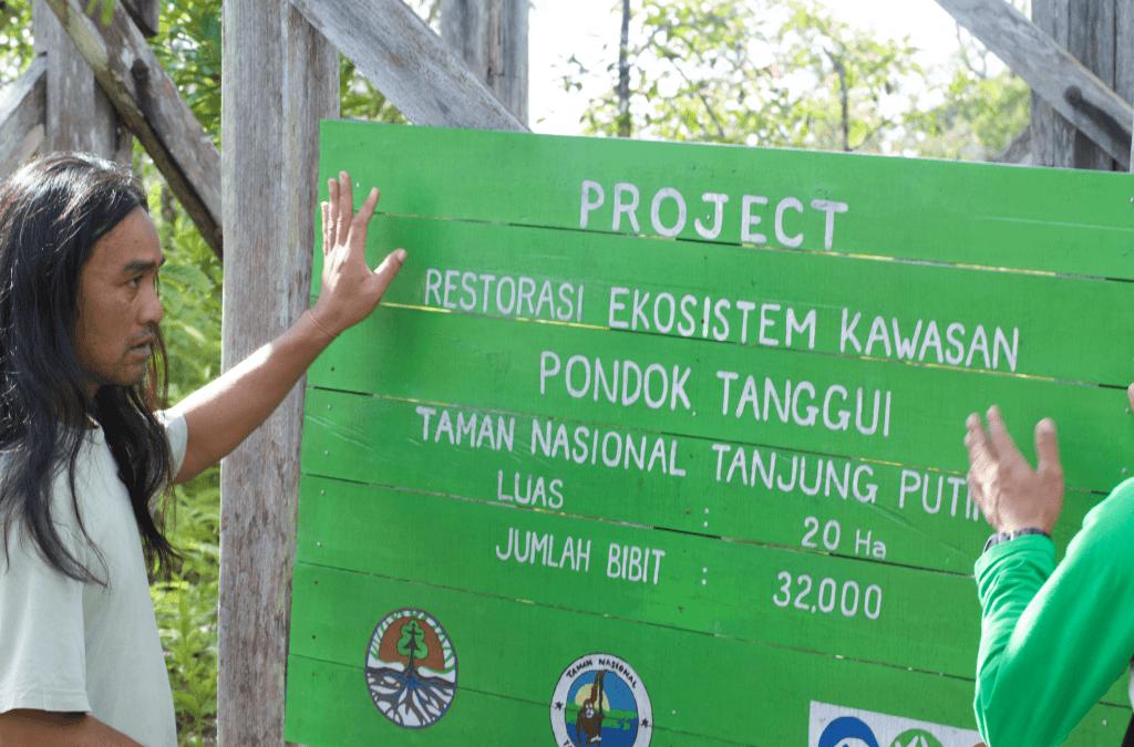 volontariato in Borneo
