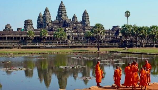 viaggio naturalistico in cambogia