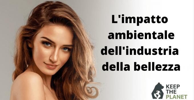 impatto della cosmetica
