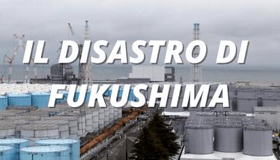 rilascio acque fukushima