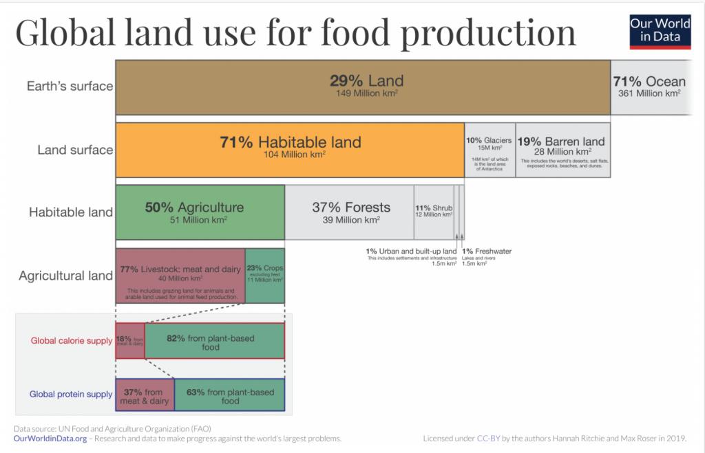 consumo territorio produzione cibo