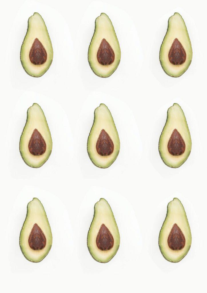 cibi che inquinano avocado