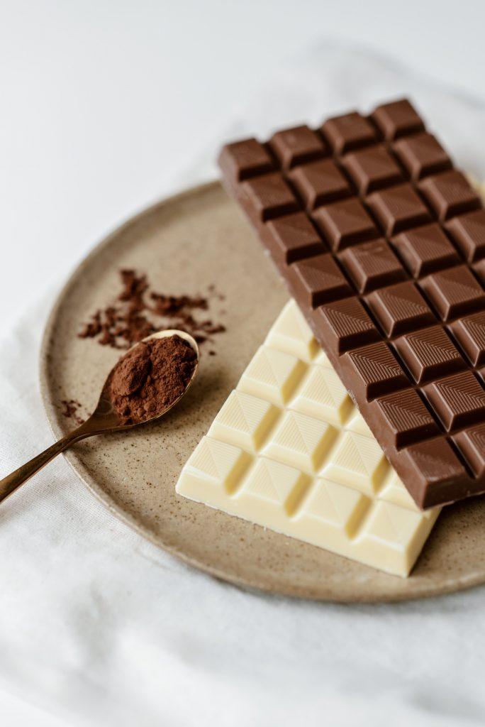 cibi che inquinano cioccolato